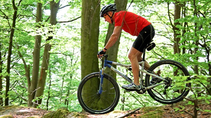 Mountainbike-cb